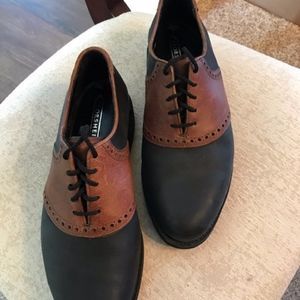 Florsheim Two Tone Oxfords